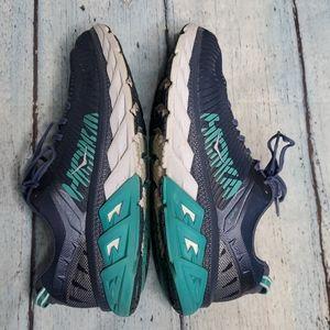 Hoka one one Arahi 2 running sneakers, 9